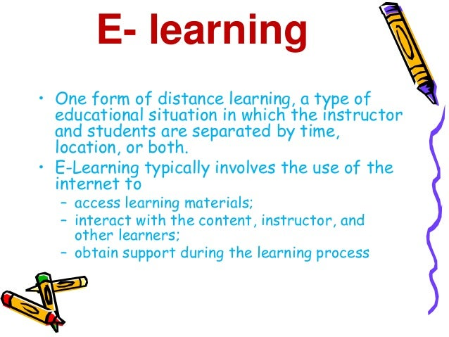 Different forms of E-learning  • MULTIMEDIA - The term Multimedia describes the presentation of  information using a combi...