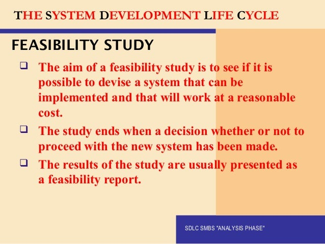 Feasibility Study – MS Word Template – Instant Download