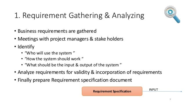 software requirement specification essay