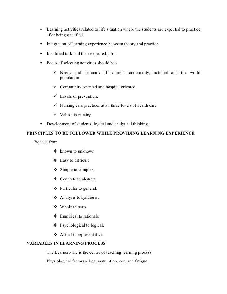 Nursing - nursing, Essay