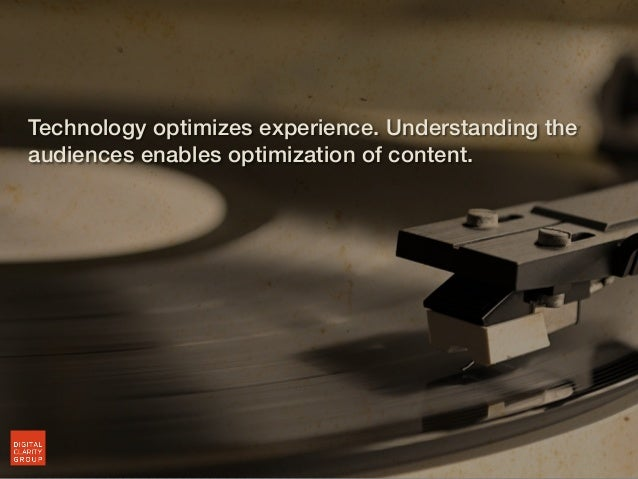 AMBIENT CONTEXT: Just be observant...CONTENT NEEDS: Insight