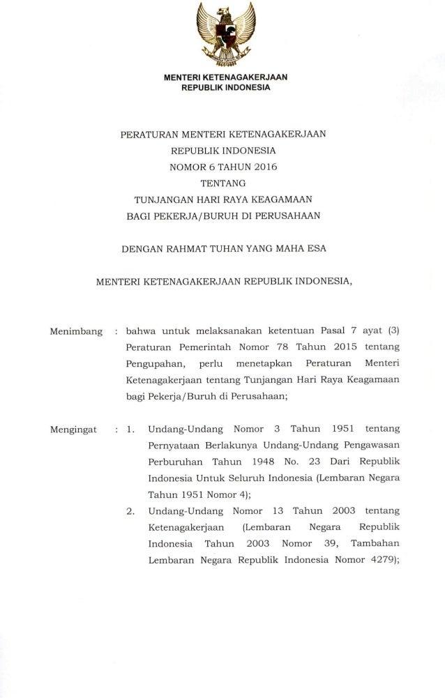 Sdm Bali Thr Permen   Tunjangan Hari Raya Keagamaan