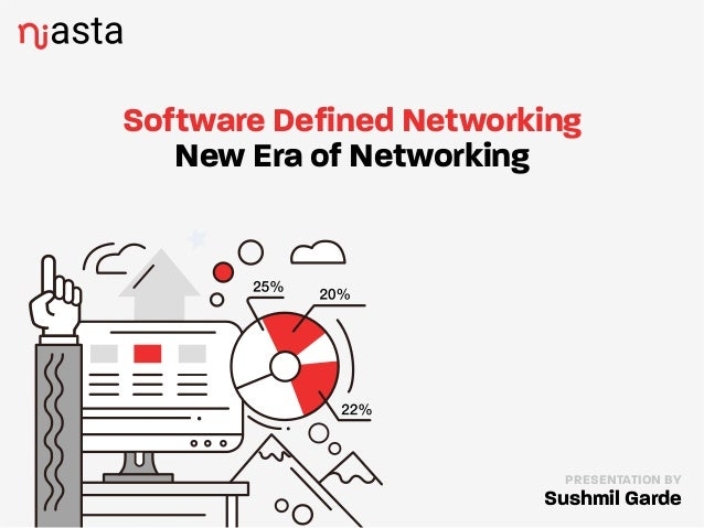 Software Defined Networking New Era of Networking PRESENTATION BY Sushmil Garde