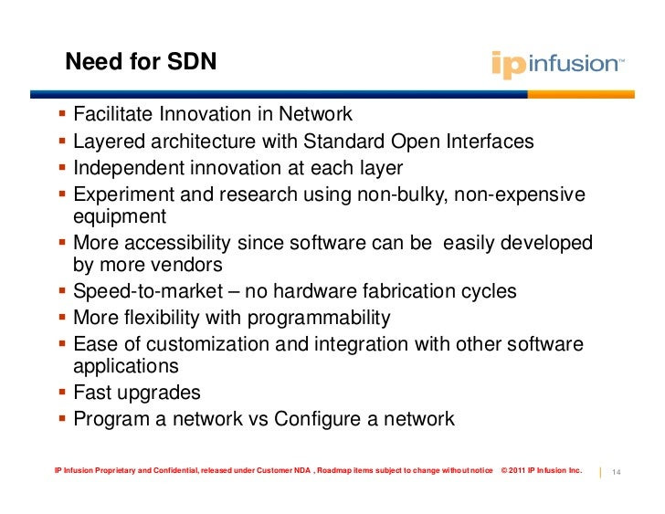 Practical Software-Defined Networking: 2 SDN and OpenFlow ...