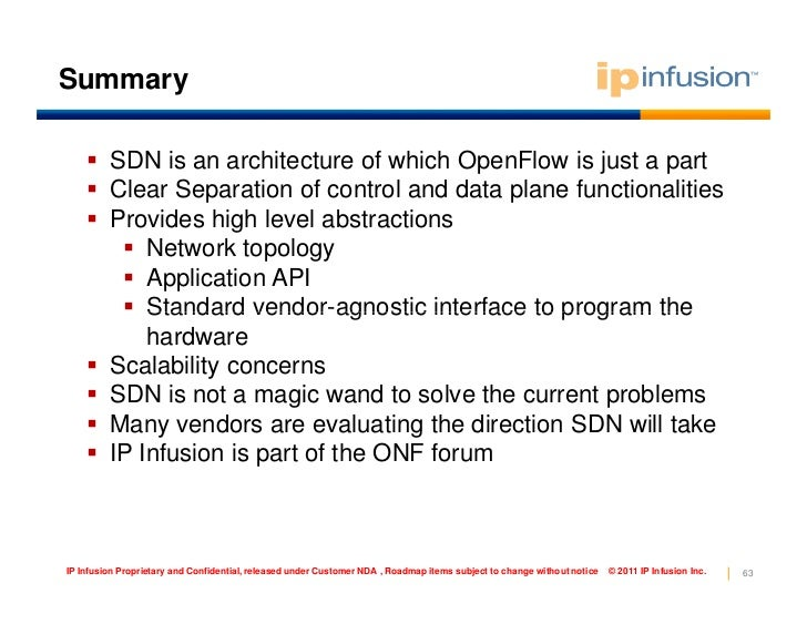 SDN Openflow tutorial 1 - Rice University