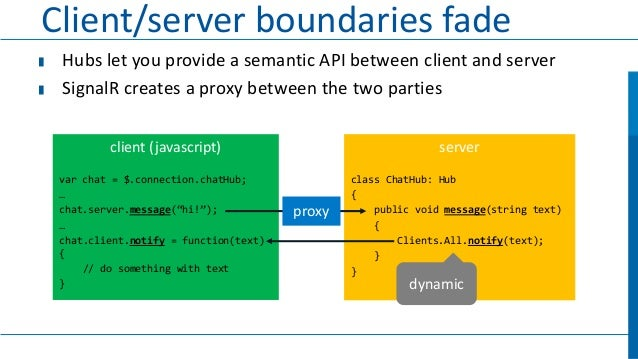 Real time event feeds with NServiceBus and SignalR