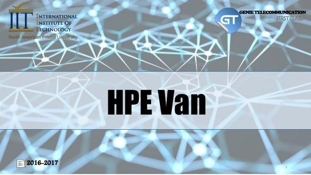 HPE Van 2016-2017 1