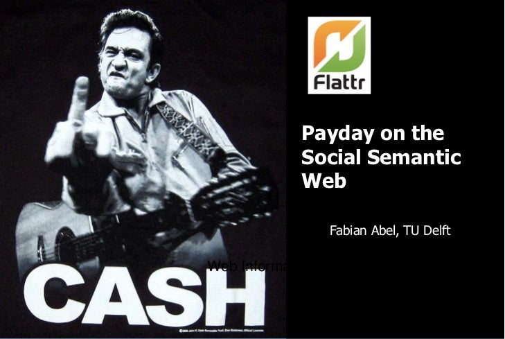 Payday on the                             Social Semantic                             Web                                 ...