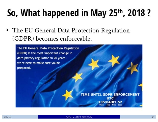 general data protection regulation gdpr applied to machine learning english edition