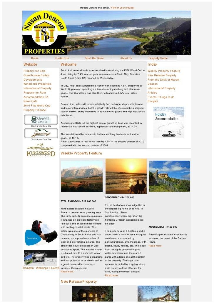 SDP Property Group news
