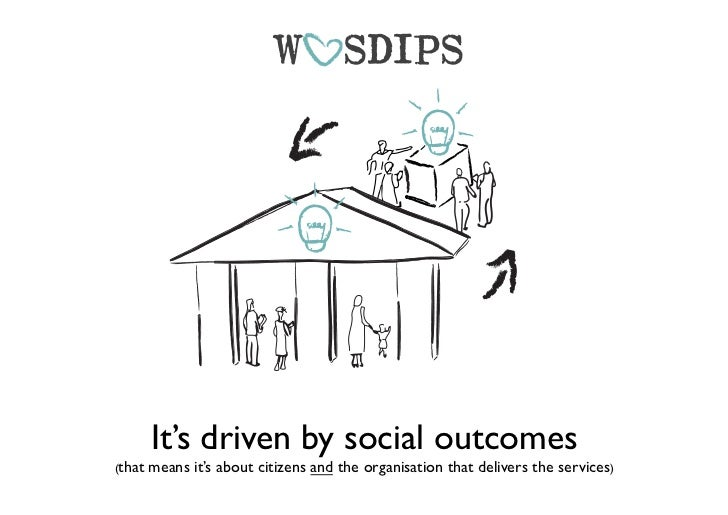 Public Sector Design - Driving Internal and External Change One Step at a Time Slide 3