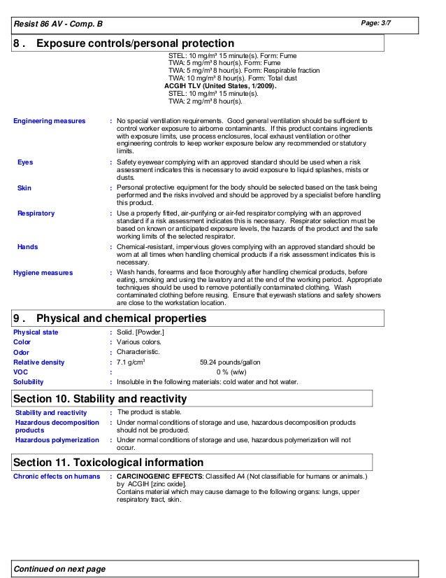 Sds resist 86 av - comp. b - marine protective - english (us) - uni…
