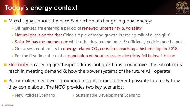 Webinar on Sustainable Development Scenario Slide 2