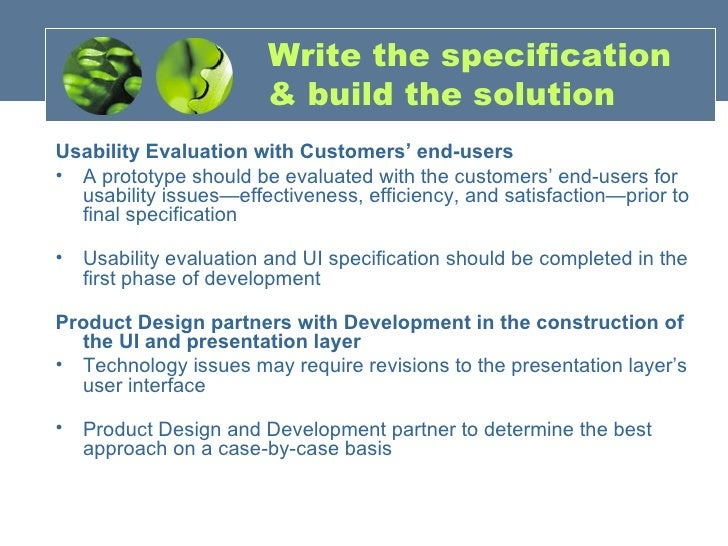 writing a technical specification Systematically design and write accurate and comprehensive technical  specifications write realistic specifications, thereby improving project.