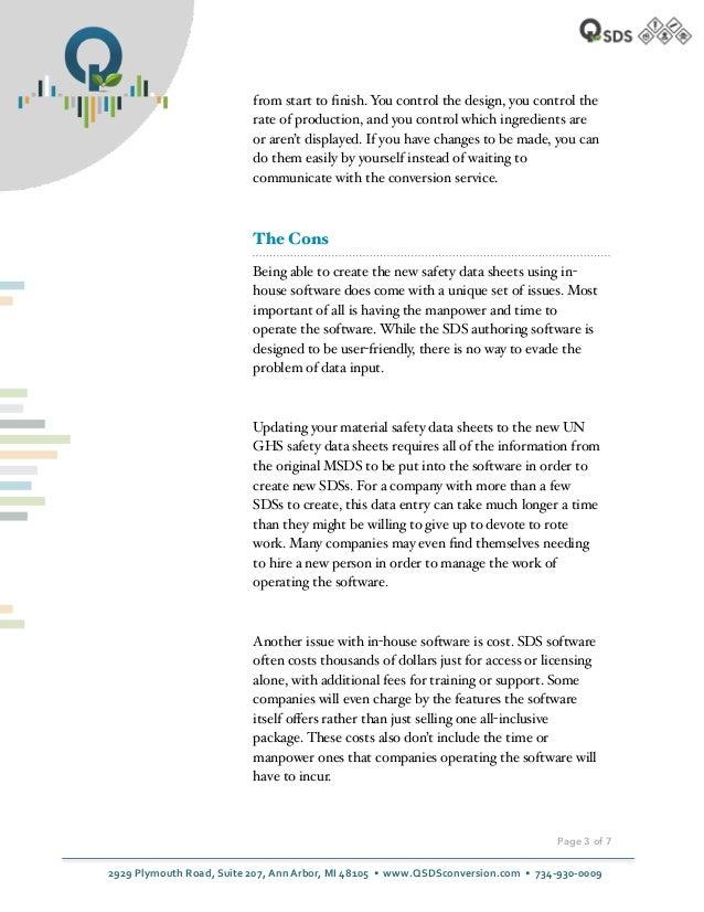 Sds Software Guide