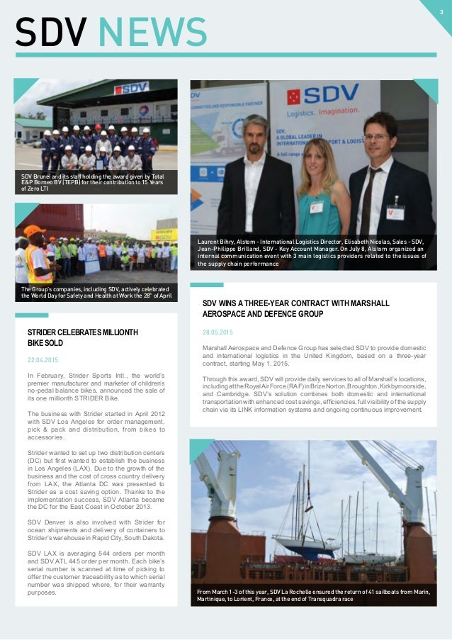 SDV Live Newsletter No  13