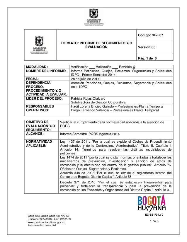 Ejemplo Carta Respuesta A Quejas Y Reclamos