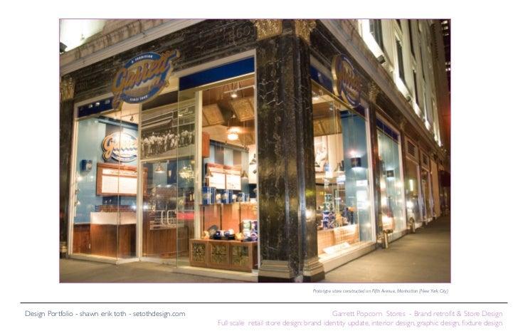 Shawn New York Retail Display Design