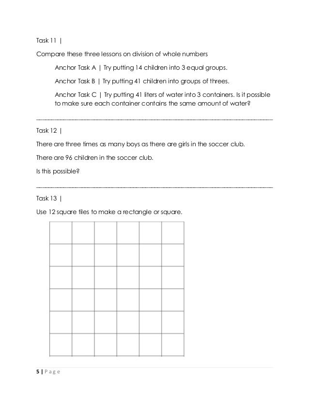 Se01 abc's of singapore math through whole numbers