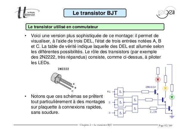 Se1 cm composants de la diode l 39 adi - Table de verite multiplexeur 2 vers 1 ...