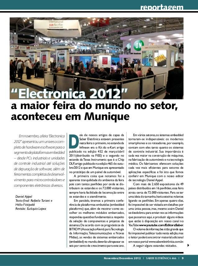 Revista a3 Novembro 2012