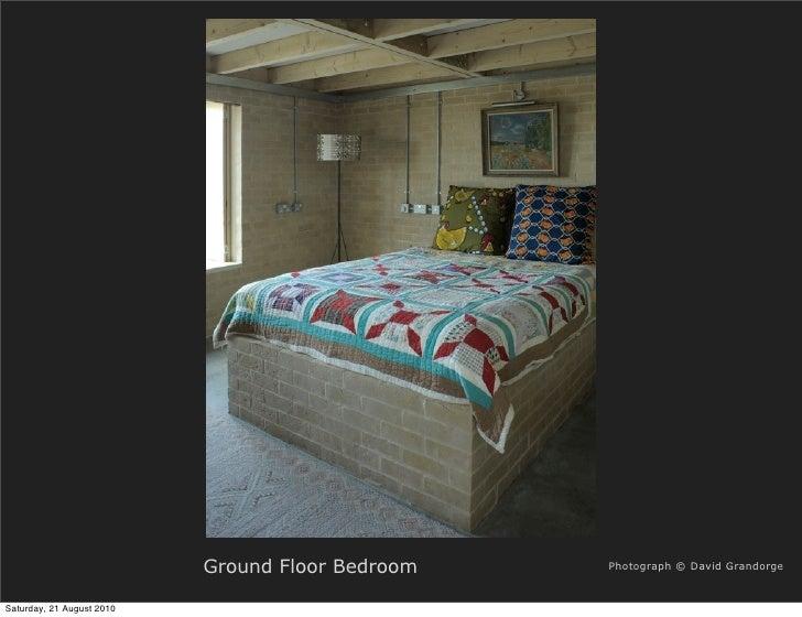 Ground Floor Bedroom   Photograph © David Grandorge   Saturday, 21 August 2010