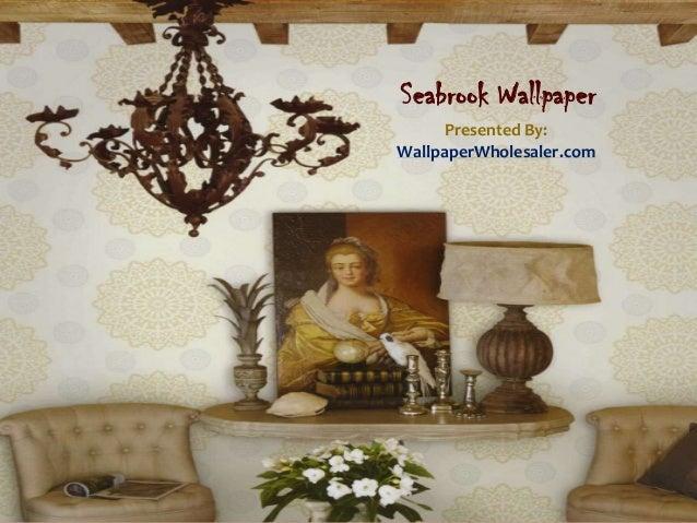 Seabrook WallpaperPresented By:WallpaperWholesaler.com
