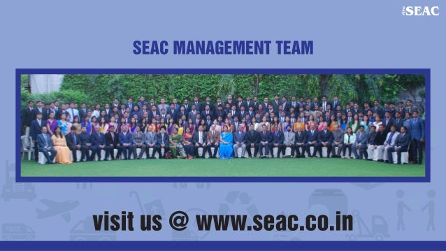 Seac logistics promo hindi
