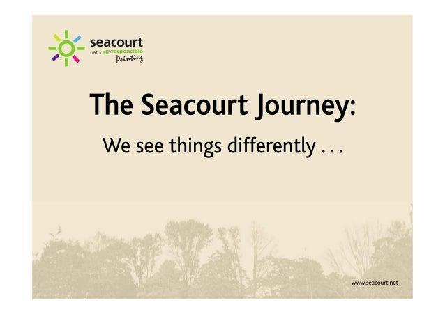 Blake Lapthorn green breakfast with Seacourt Printing Ltd - 16 October 2013