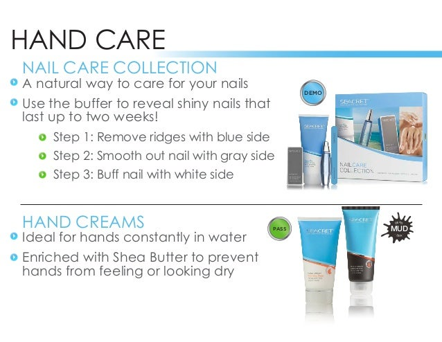 NAIL CARE COLLECTION ...