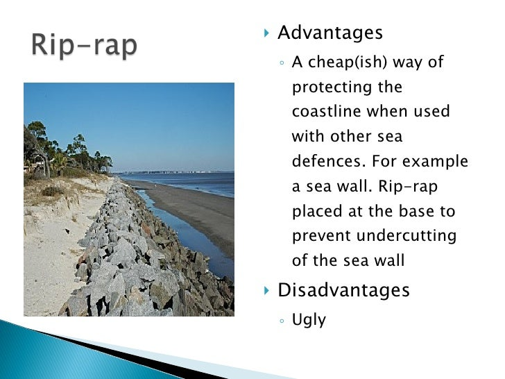 Concrete Sea Walls Advantages And Disadvantages Design Of