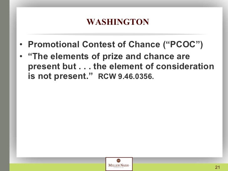Odds of winning sweepstakes
