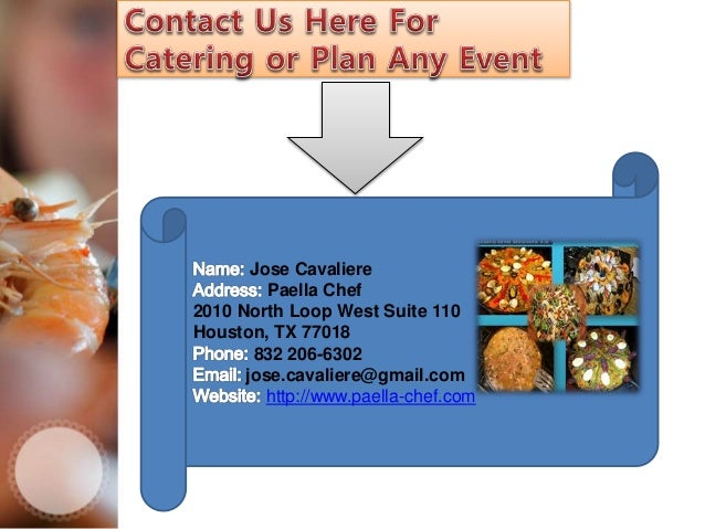 Seafood in Houston Texas- PPT