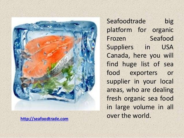 Seafood Frozen Supplier