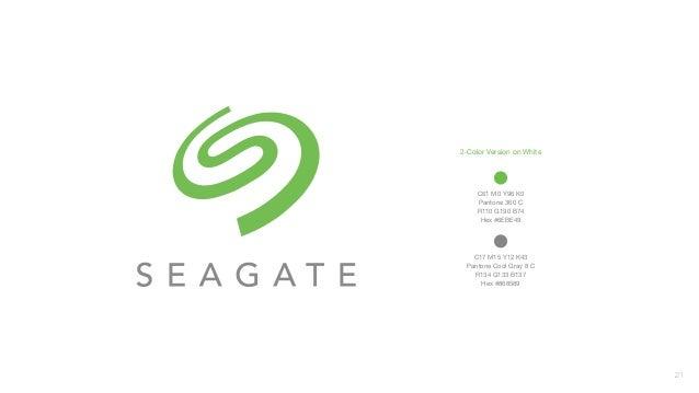 Seagate Brand Guide