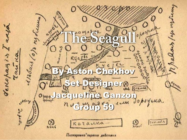 By Aston Chekhov Set Designer Jacqueline Ganzon Group 59