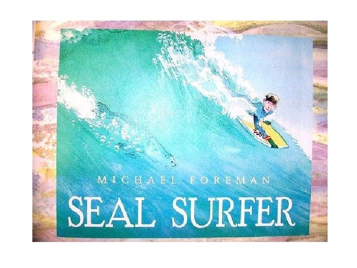 Seal Surfer Vocabulary