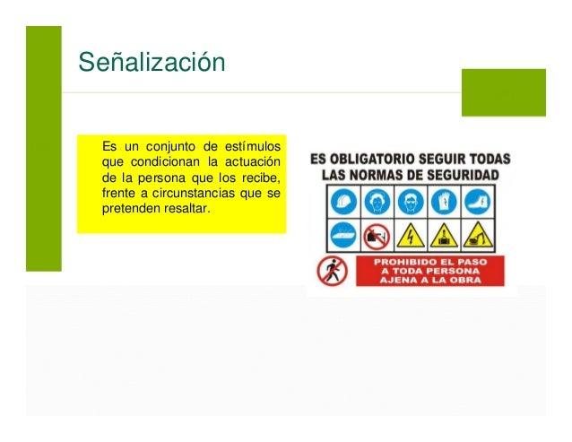 Señales de seguridad Slide 2