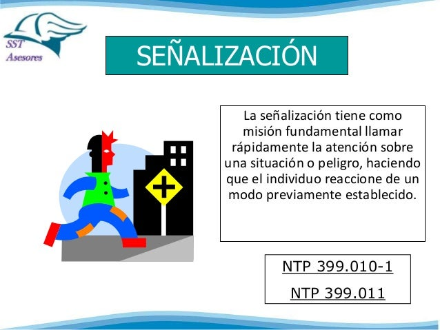 Señales de seguridad e higiene industrial  Slide 2