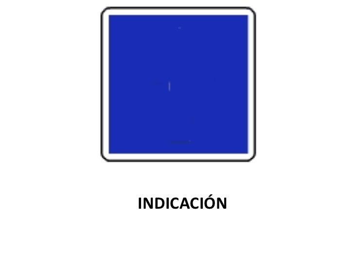 INDICACIÓN