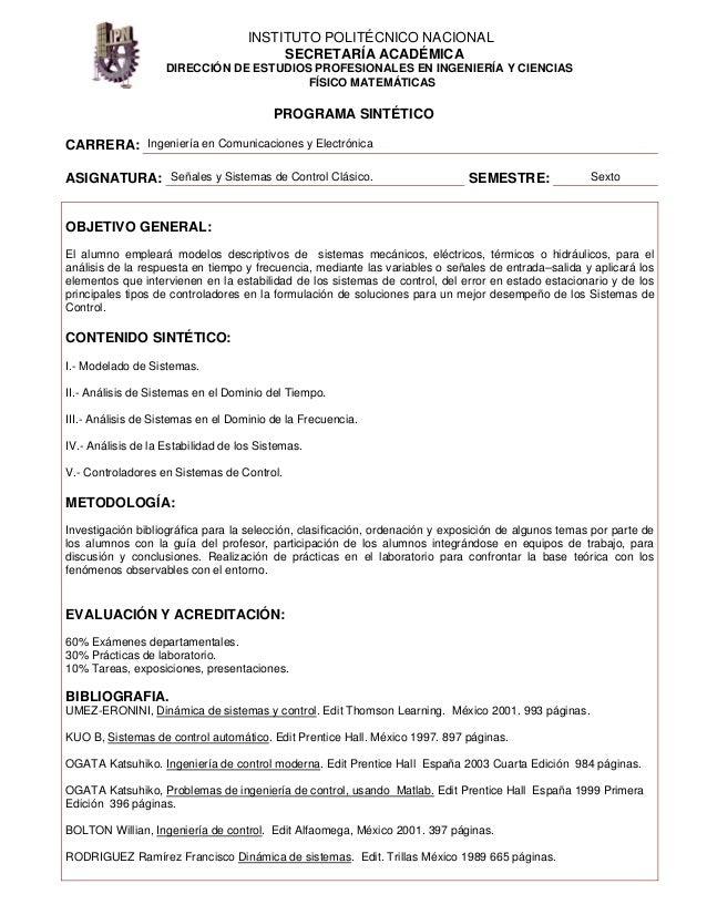 dinamica de sistemas y control eronini pdf download