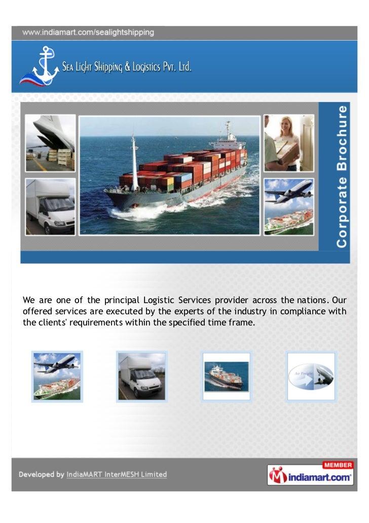 Sea Light Shipping & Logistics Private Limited, Mumbai