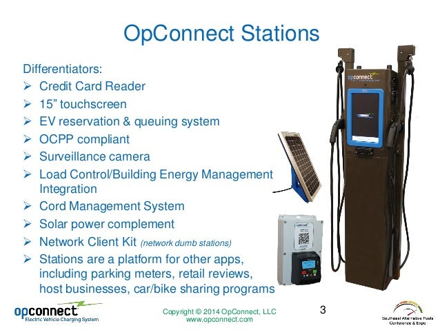 Business Models For Electric Vehicle Charging Stations