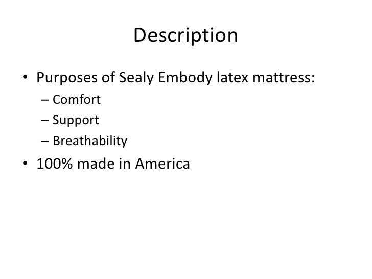 sealy latex mattress reviews pros and cons of the embody 2 - Latex Mattress Reviews