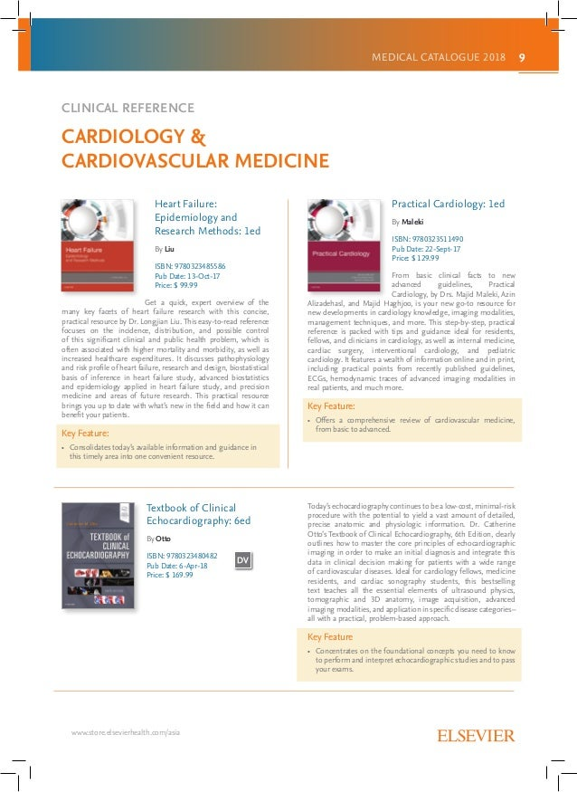 Sea medical catalogue 2018 final 11 storeelsevierhealthasia medical fandeluxe Gallery