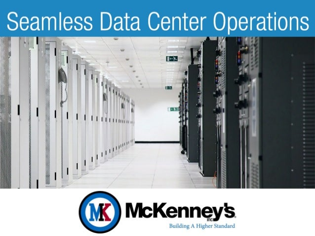 Project Name Large Data Center Project Location Norcross, Georgia Project Team Owner: Communications Services Provider Gen...