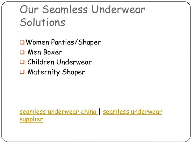 d5ea5bbc9 Seamless underwear manufacturer -yinglifeng.cn