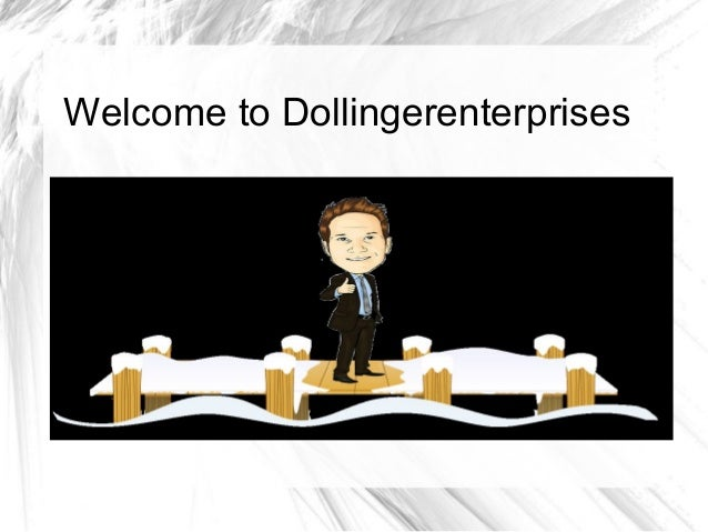 Welcome to Dollingerenterprises