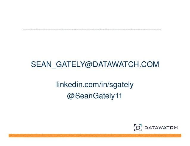 Sean gately   internet of things