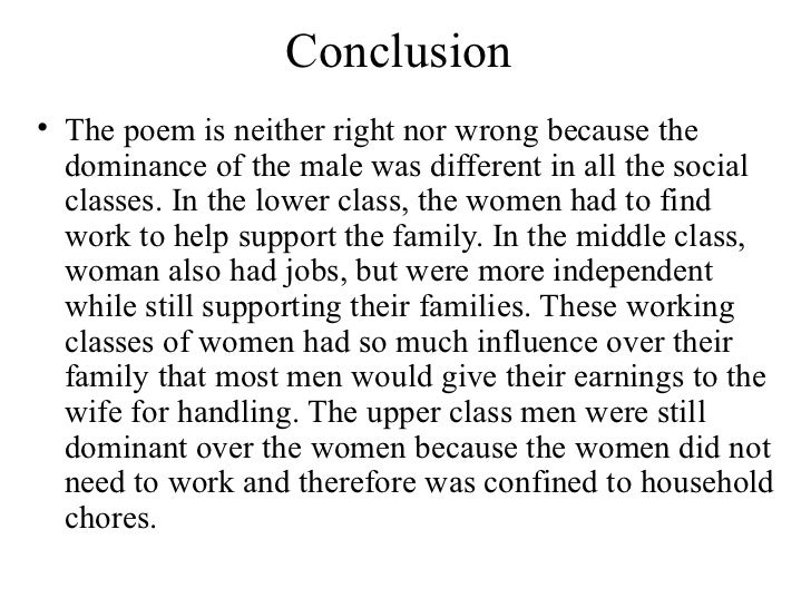 the role 19th century women essay Baby feministic approach the women of the late 19th century and early 20th century were held to a very structured yet suppressed style of living the author.